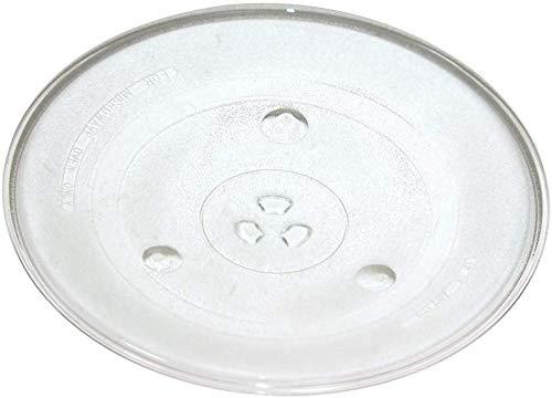 Findaspare - Plato de cristal giratorio universal para microondas ...