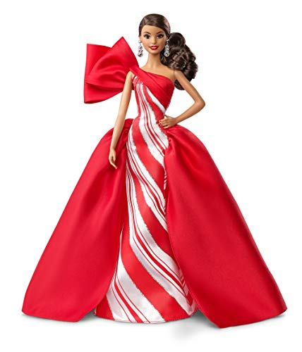 Mattel 2019 Holiday Barbie Doll (Cheap Christmas Holiday)