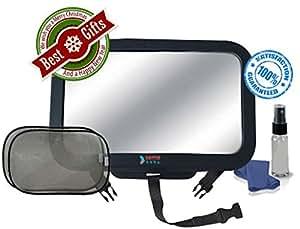 Amazon.com : Seme-baby| Baby Back Seat Rear Facing Car Mirror|FREE