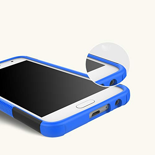 OEAGO Moto G5 Plus Case, Motorola Moto G Plus (5th Generation) Case, [Shockproof] Tough Rugged Dual Layer Protective Case with Kickstand for Motorola ...