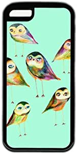 Hipster Owl Pattern Theme for iphone 6 4.7 Case