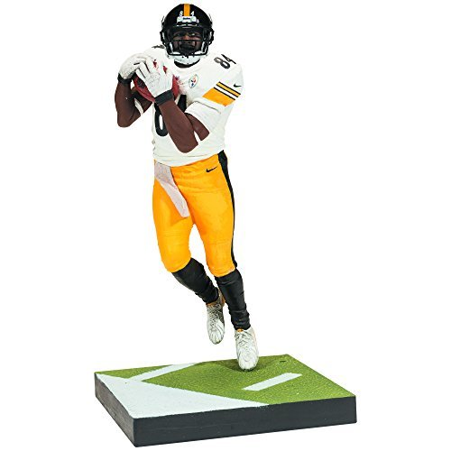 McFarlane Toys NFL Series 37 Antonio Brown Action Figure by Unknown