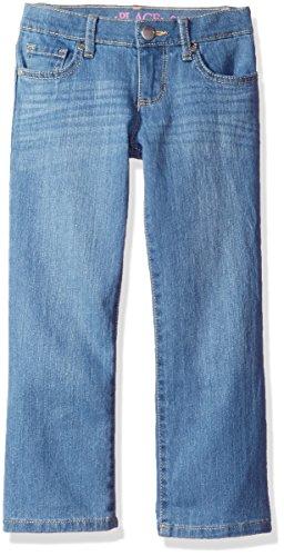 The Children's Place Girls Size Skinny Jeans, True Indigo 69112, 8 Slim - 8 Slim Jeans