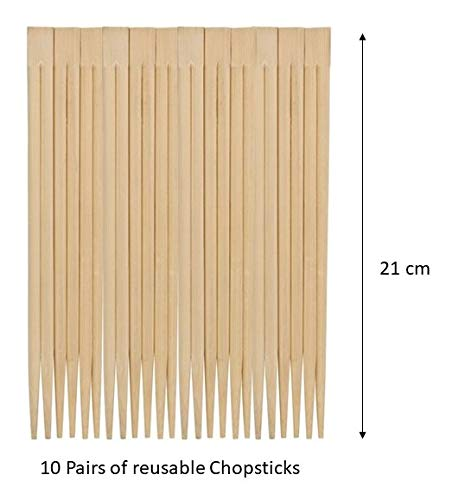 Chef Aid Palillos Chinos de bamb/ú