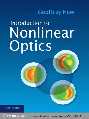 Introduction To Nonlinear Optics  English Edition