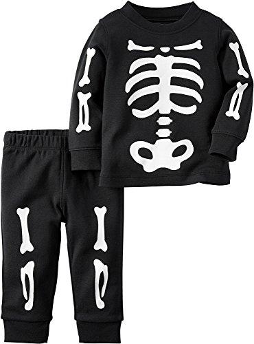 Carters Piece Skeleton Pant Baby