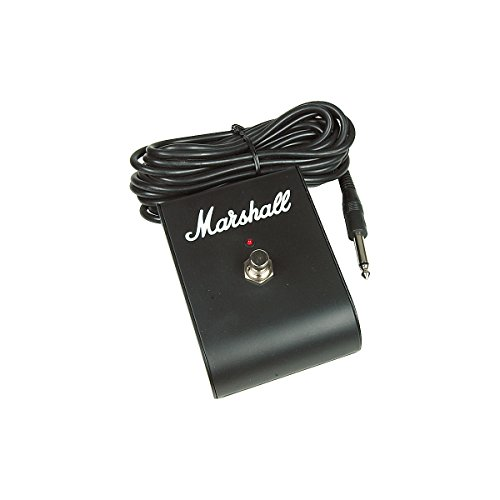 Marshall PED801 Single Footswitch with LED by Marshall