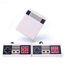 Classic Family Game Consoles Professional System For NES Game Player Built-in 600 TV Video Game With Dual Controllers