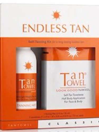 Tan Towel Endless Plus 3 25 product image