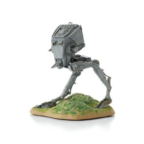 All Terrain Scout Transport (AT-ST) - Star Wars Return of the Jedi 2013 Hallmark Ornament