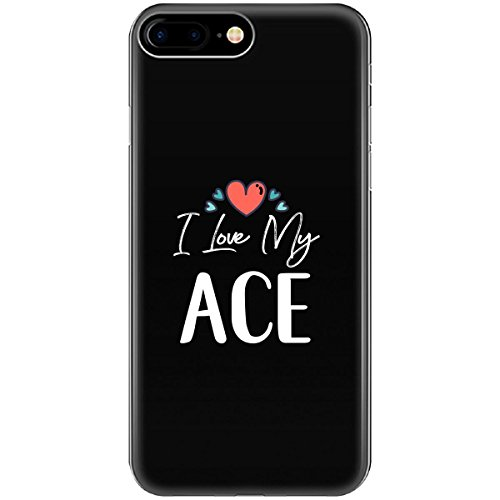 I Love My Ace Kid Child Nickname - Phone Case Fits iPhone 6 6s 7 8