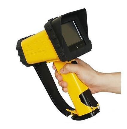 Lucha contra los incendios cámara de imagen térmica por infrarrojos de mano GOWE lucha contra incendios