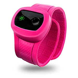 X-Doria KidFit Activity and Sleep Tracker for Kids, Wristband Health and Fitness Tracker (Pink)