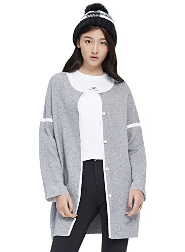 meters-bonwe-womens-round-neck-long-sleeve-contrast-trim-knit-cardigan-grey-l