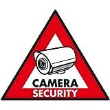 """Konig SEC-ST-CS señal de advertencia - señales de advertencia (14,8 cm, 0,25 mm (0.00984"""")) Negro, Rojo, Color blanco"""