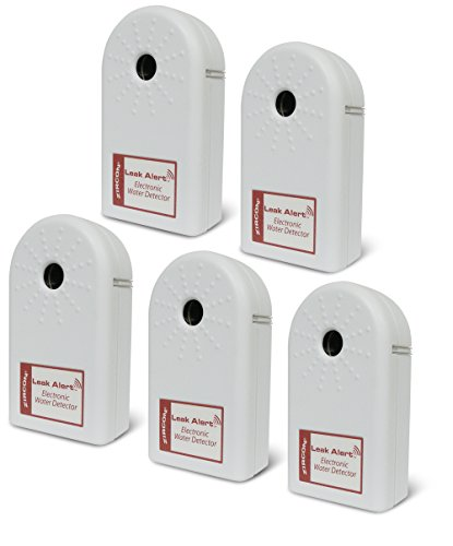 zircon-68319-home-pack-of-leak-alert-electronic-water-detectors-5-pack