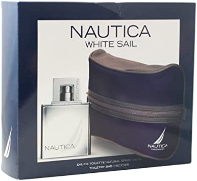 Estuche Nautica White Sail Eau de Toilette 100ml: Amazon.es: Belleza