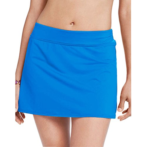 Bikini Swim falda de WinCret Mujeres para la playa, playa, piscina, fiestas Azul