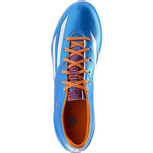 fanandmore - Botas de fútbol de Sintético para hombre azul 42.0EU/ 26.5cm - bleu-blanc-orange
