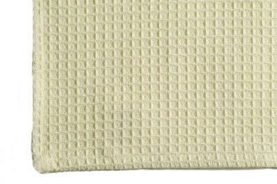Waffle Weave Towel 20''X28''-Cream