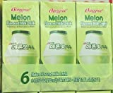 Binggrae Melon Flavored Milk Drink 200ml 6-pack Net 41 Fl Oz