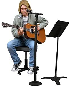 Kurt Cobain Unplugged Action Figure