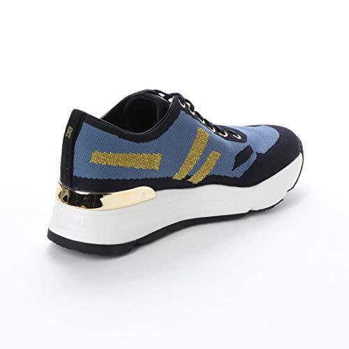 4009 Sneakers Maglia 40 Blu evolve Donna Rucoline R IU4Znq
