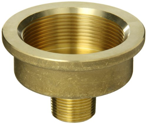 Justrite 08181 Brass Drum Vent Adapter, for 3/4