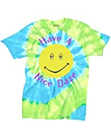 Ripple Junction Dazed & Confused Have A Nice Daze Adult T-Shirt