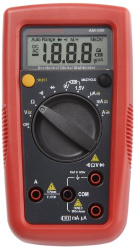 Amprobe AM-500 Digital Multimeter