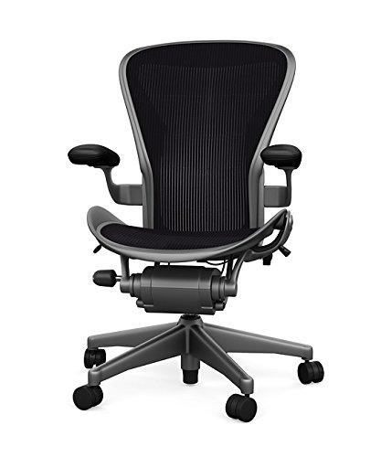 Herman Miller Classic Aeron Task Chair: Standard Tilt - Fixe