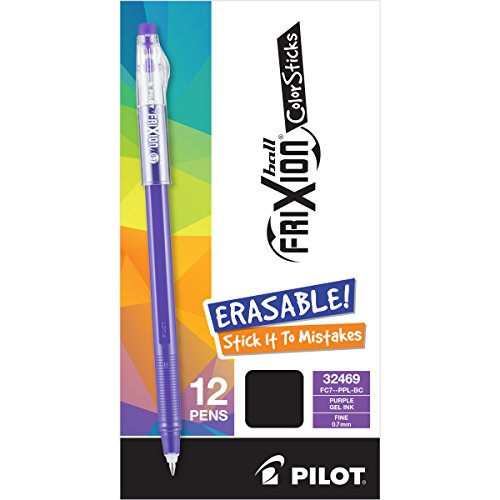 FriXion Sticks Erasable Purple 32469