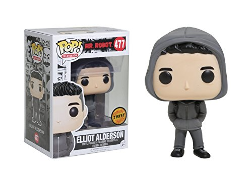 Third Party - Figurine Mr Robot - Elliot Alderson Chase Pop 10cm - 3700936110817