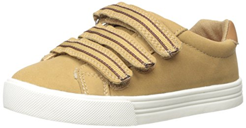 OshKosh B'Gosh Apollo Boy's Casual Sneaker, tan, 10 M US Toddler by OshKosh B'Gosh