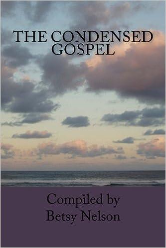Book The Condensed Gospel
