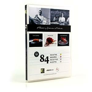 El Bulli 84 Recipes Albert & Ferran Adria (English/French/Spanish/Italian)