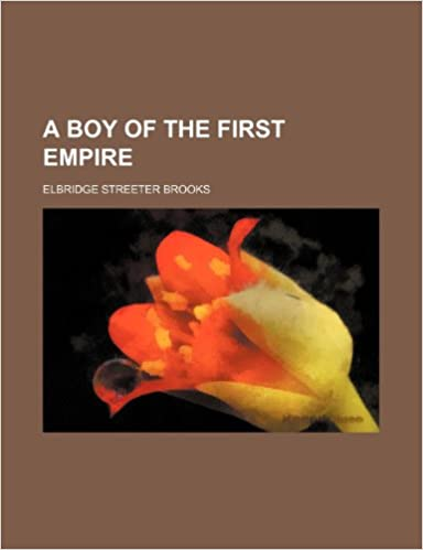 Book A boy of the first empire