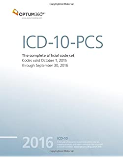 ICD-10-CM Expert for Physicians 2016: The Complete Official Version