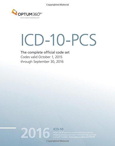 ICD-10-PCS Expert 2016 (Optum Icd 10)