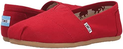 Toms Womens Classic Canvas Loafers