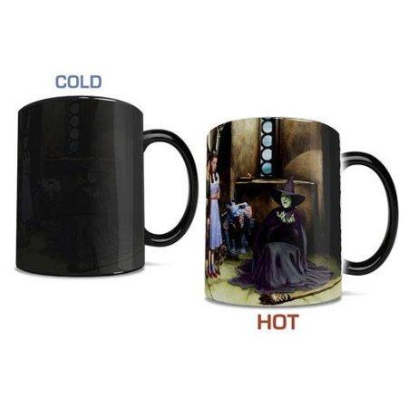 Wizard of Oz Melting Wicked Witch Morphing 11 Oz Ceramic Mug]()