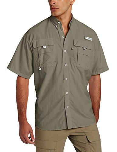Columbia Mens Bahama Short Sleeve Shirt