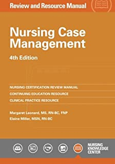 nursing case management review and resource manual