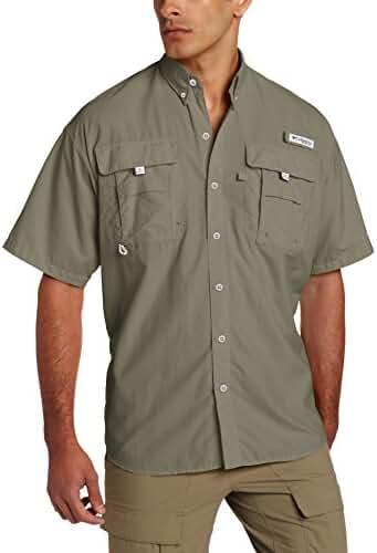 Columbia Men's Bahama II Short-Sleeve Shirt