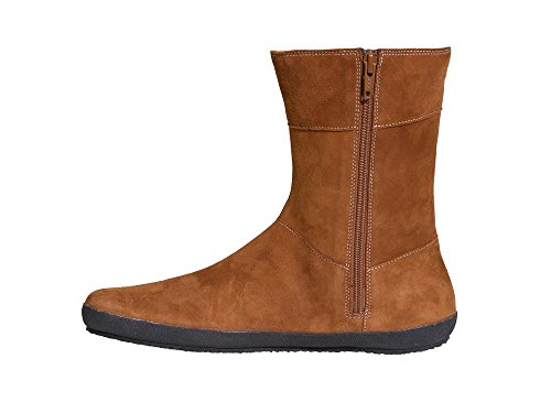 Brown Sole cognac Boots Women's Larissa Runner gxORvw