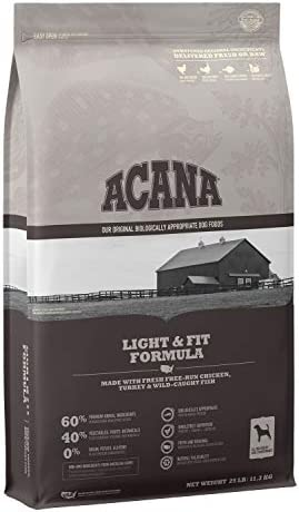 ACANA Dog Light Fit Protein Rich