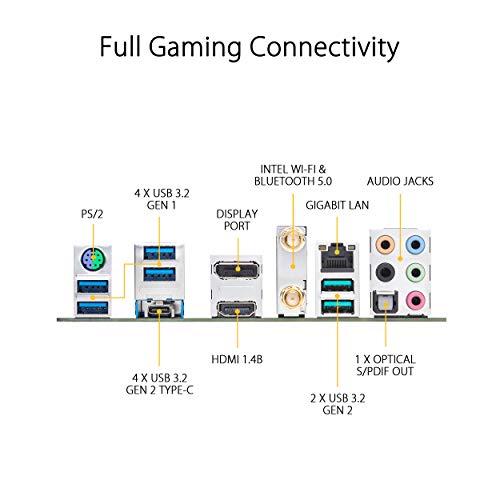 Asus TUF GAMING X570-PLUS (WI-FI) ATX AM4 Motherboard