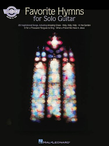 Fingerstyle Solo Guitar (Favorite Hymns for Solo Guitar (Fingerstyle Guitar))