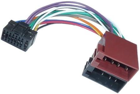 Din Iso Auto Radio Adapter Kabel Stecker Kompatibel Mit Elektronik