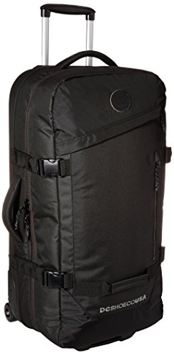 DC Men's Forager Luggage, Black, One Size ()